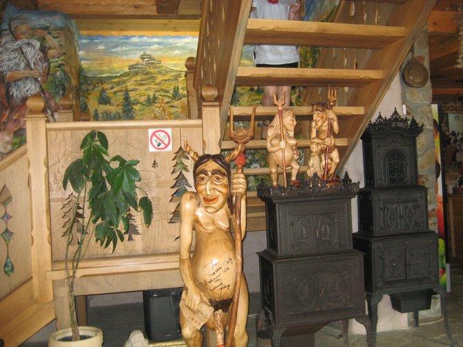 Karpacz carvings