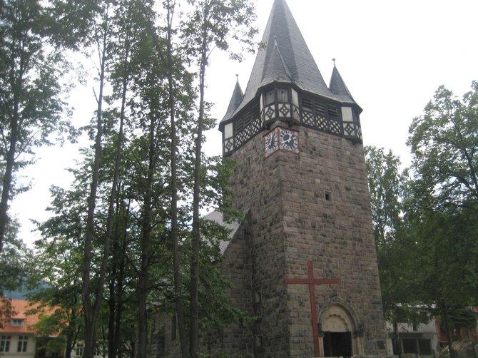 Karpacz church