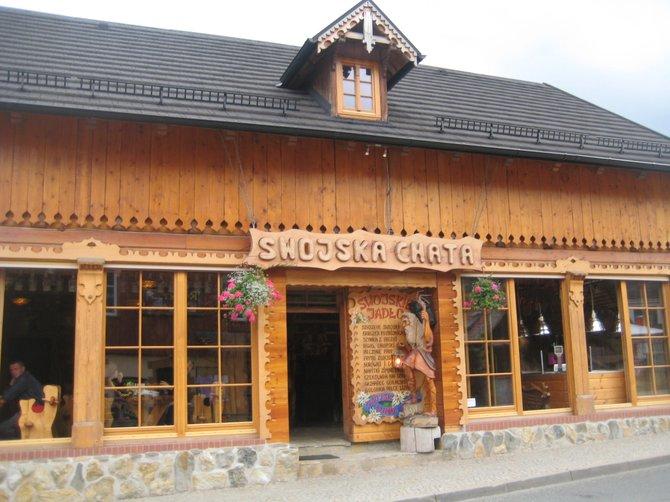 Karpacz restaurant2