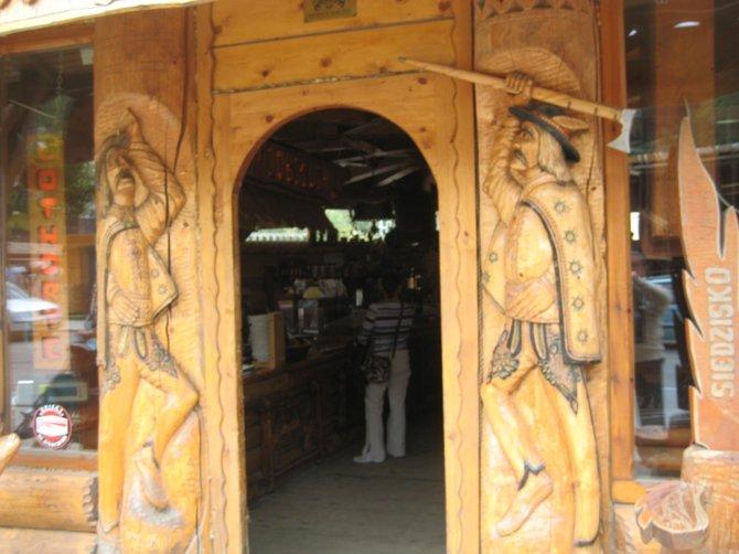 Karpacz woodcarving