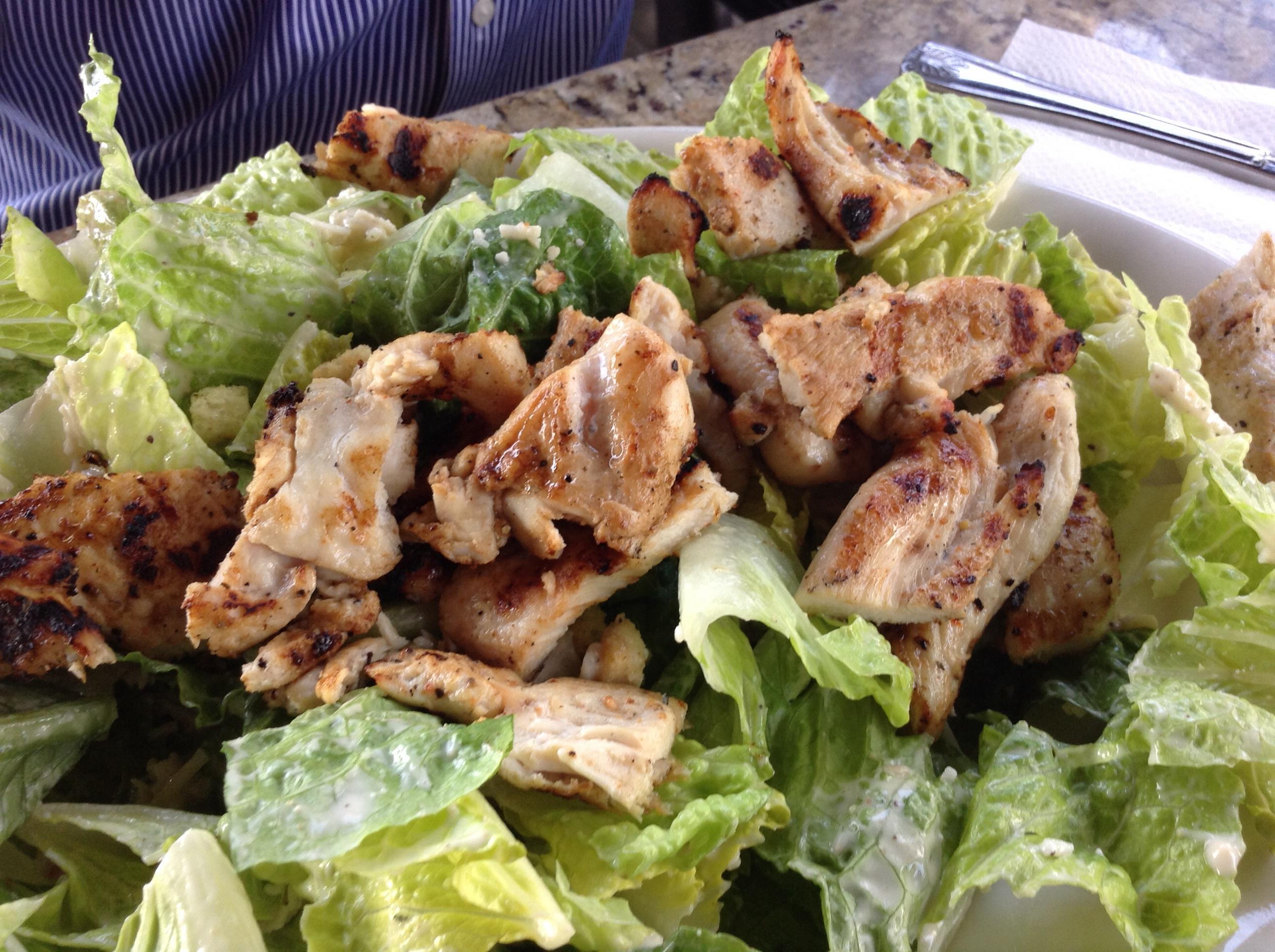 Joe's $5 chicken salad