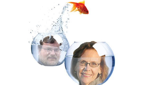 Leader of Scripps Oceanography research has jumped from Tony Haymet to Margaret Leinen.