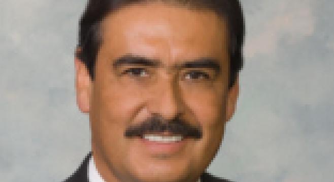 Indicted San Ysidro schools superintendent Manuel Paul