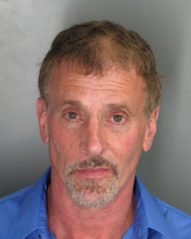 Mug shot of fugitive Joseph McCarron f SD County Sheriff