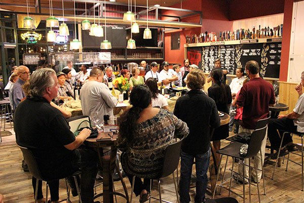 Hillcrest's 7th Avenue Pub carries the widest selection of Baja wines outside of Mexico.