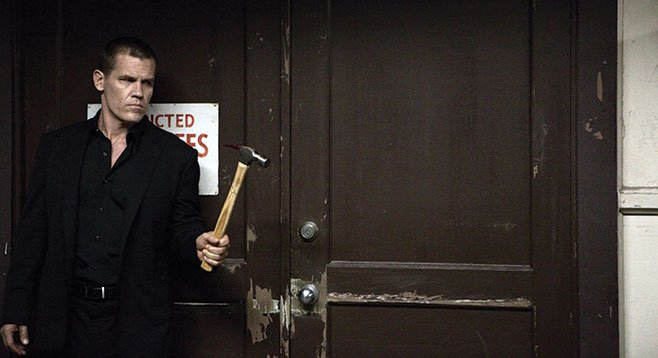 Oldboy: Stop. Hammer time!