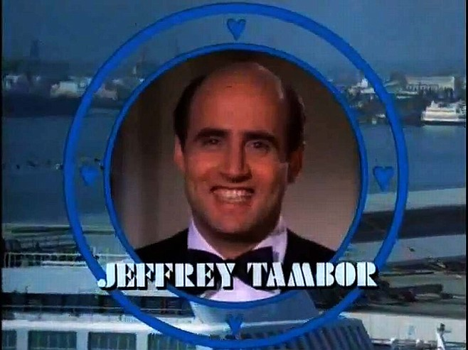 Even the great Lee Strassberg couldn't prepare Tambor for The Love Boat turn.
