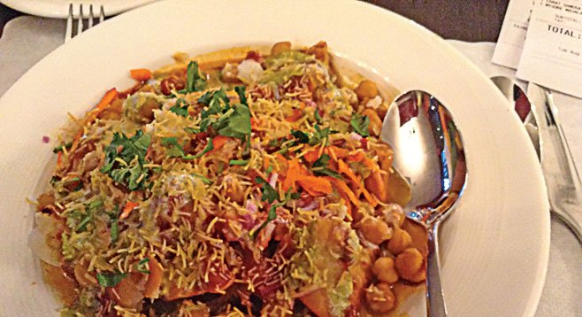 """""""I think you'll like it,"""" says Kais of the chaat samosa. He's right."""