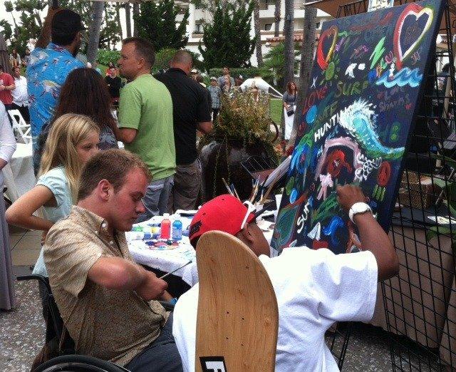 """Art inspires everyone..."" from Artifornia"