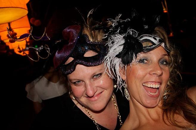 Andrea and Trisha Bartel