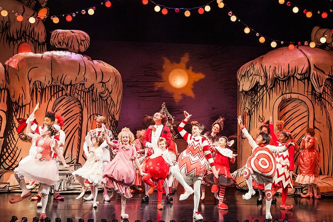How the Grinch Stole Christmas at the Old Globe | San Diego Reader