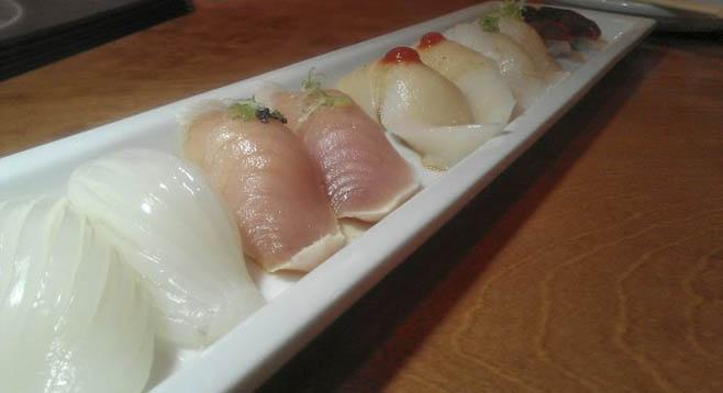 Sushi Cafe All You Can Eat Menu