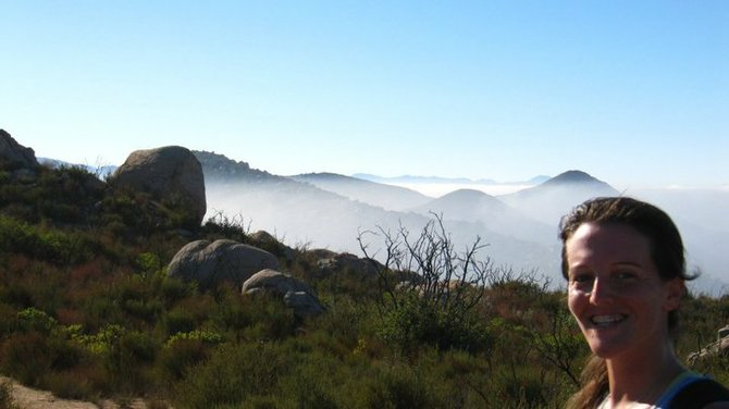Mt. Woodson - Above the clouds
