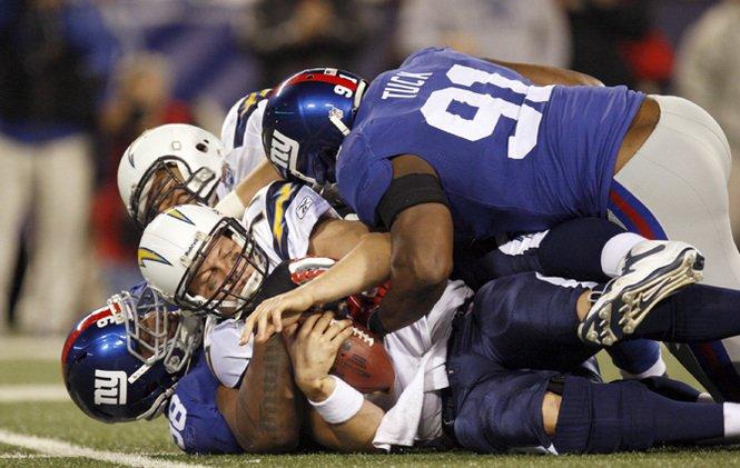 "NFL: ""Go ahead, world - watch. You like that? Huh? You like it?"""
