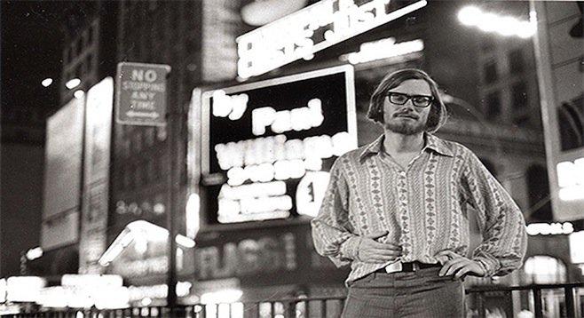 Paul Williams, founder of Crawdaddy! magazine