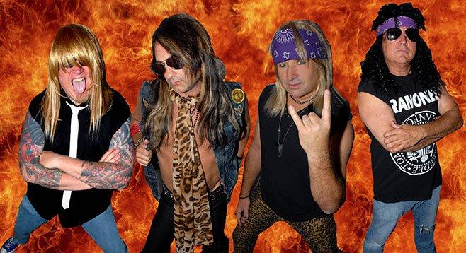 "Hott Mess' '80s music — and mullets — still ""speak to America."""
