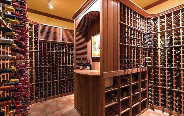5000 bottles of wine on the wall, 5000 bottles of wine...