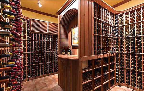 5000 bottles of wine on the wall, 5000 bottles of wine...