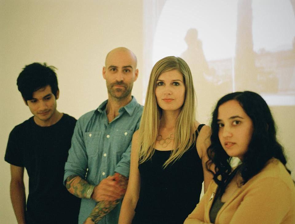 Indie-rock buzz band Bulletins plays Anti-Monday at Casbah.