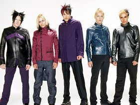 Orgie rock band
