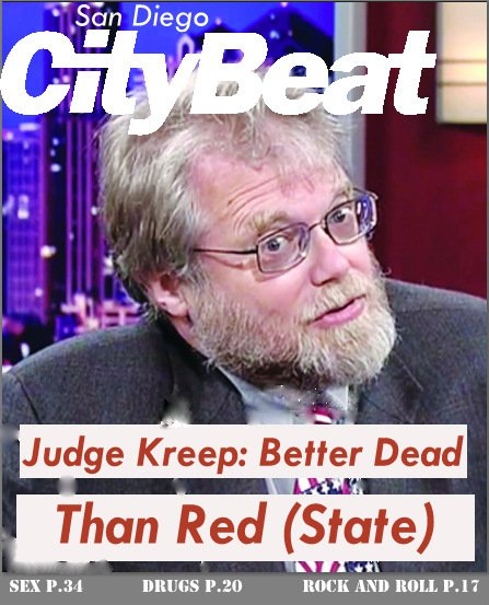 Cover of this week's CityBeat