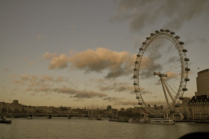 The London Eye. London, England.