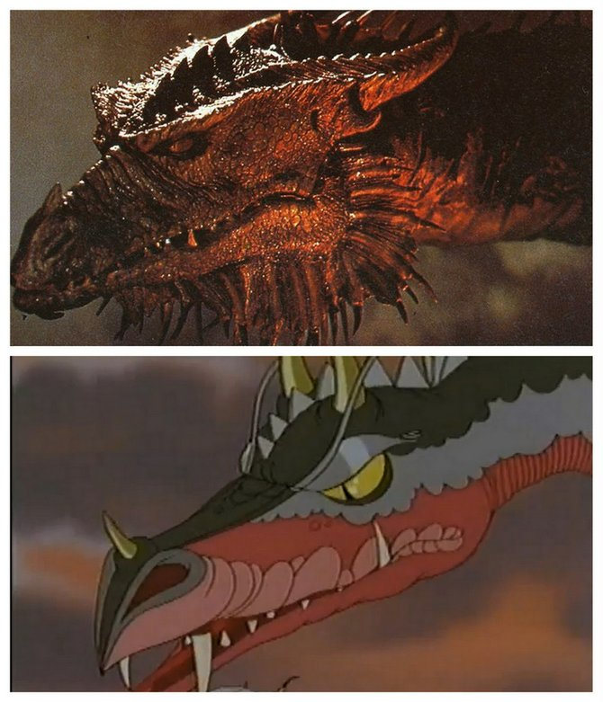 Real-deal dragons