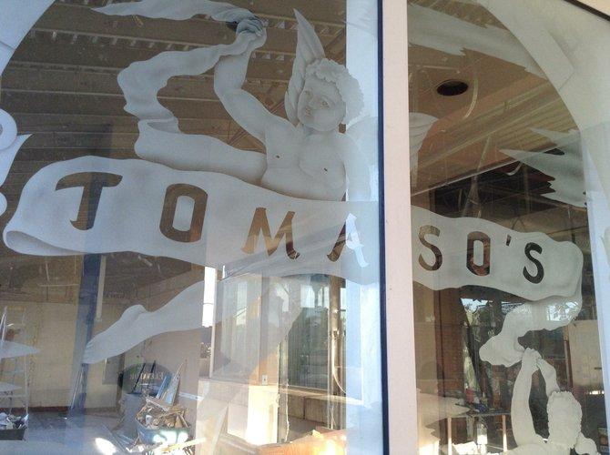 Before La Terrazza it was Tomaso's