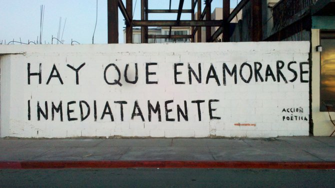 """""""You have to fall in love immediately,"""" found in Playas de Tijuana."""