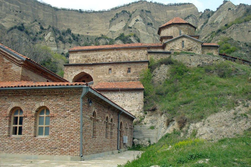 Shio-Mgvime monastery.