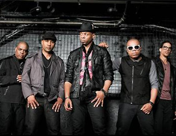 Mint Condition to perform at the Jacobs Presents Concert Series in January 2014.