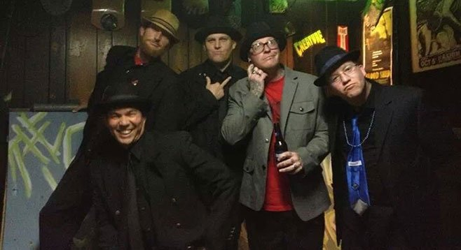 Drunkin' Punkin' Idiots drink to a breakout year in 2014.