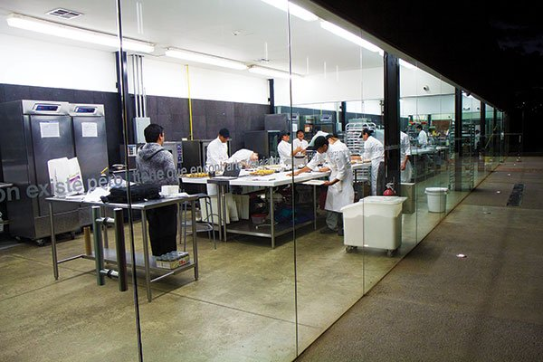 The Tijuana Culinary Arts School is a breeding ground for chefs and ideas in the new Baja cuisine movement.
