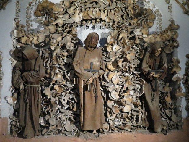 Capuchin Crypt Rome, Italy