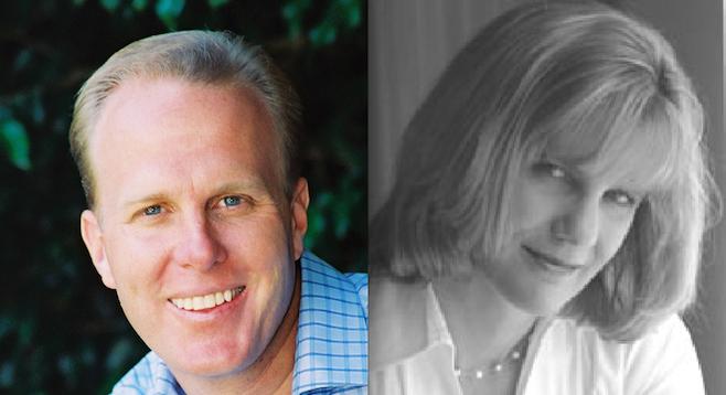Kevin Faulconer, Jennifer Tierney