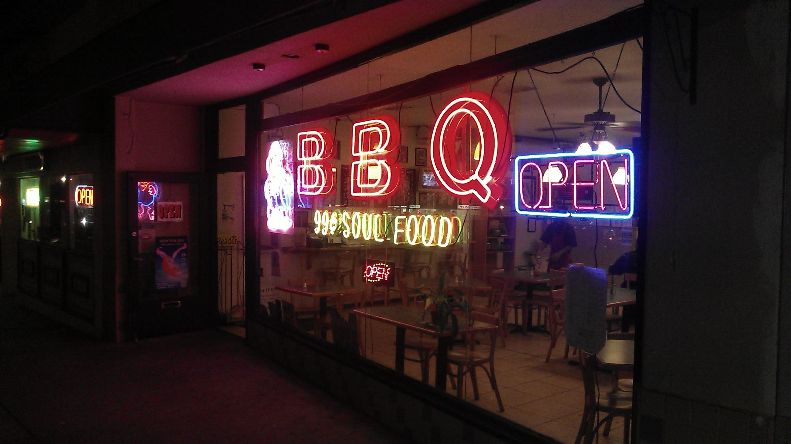 All Things BBQ: Barnes BBQ | San Diego Reader