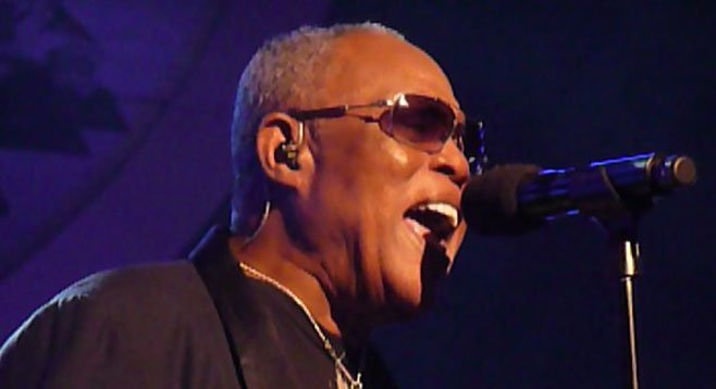 Sam Moore (of Sam & Dave) made some noise but seems to have dropped the case.
