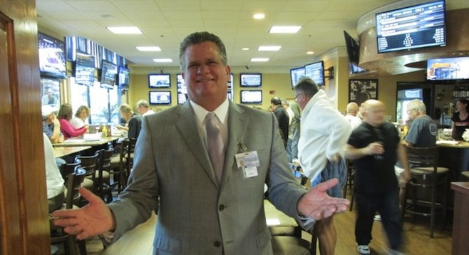 Off Track Horse Race Betting Premieres In Oceanside San