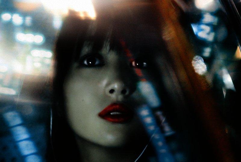 Rin Takanashi in Abbas Kiarostami's Like Someone in Love.