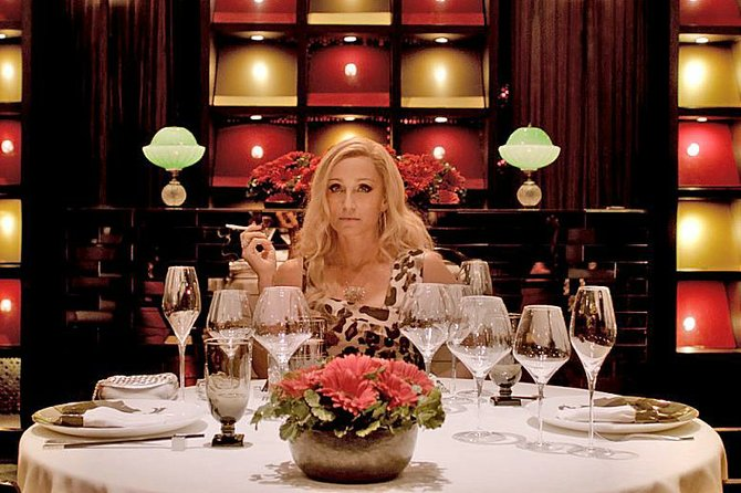 Kristin Scott Thomas gives the performance of the year as Ryan Gosling's barking Ma in Only God Forgives.