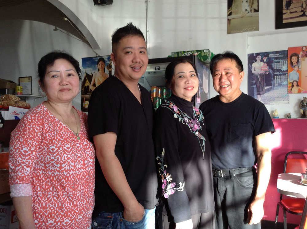 Kim, Johnny, Carol, Robert