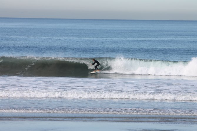 Surf's up in Cardiff 2014