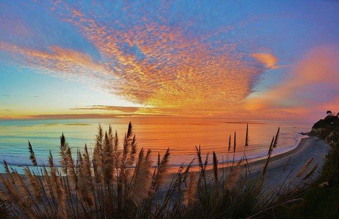 Moonlight Beach, Encinitas by Jim Grant