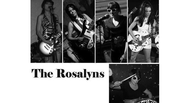 The Rosalyns
