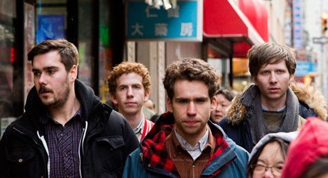 Parquet Courts intends to dial down the tokes — er, jokes in 2014.