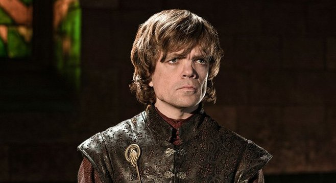 Peter Dinklage as Tirion Lannister
