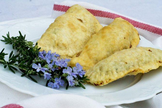 Empanadas from the Reel Delicious menu