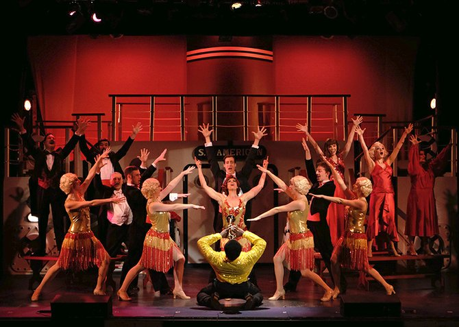 Anything Goes at Welk Resort Theater