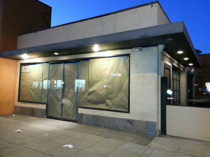 Site of former Moondoggies