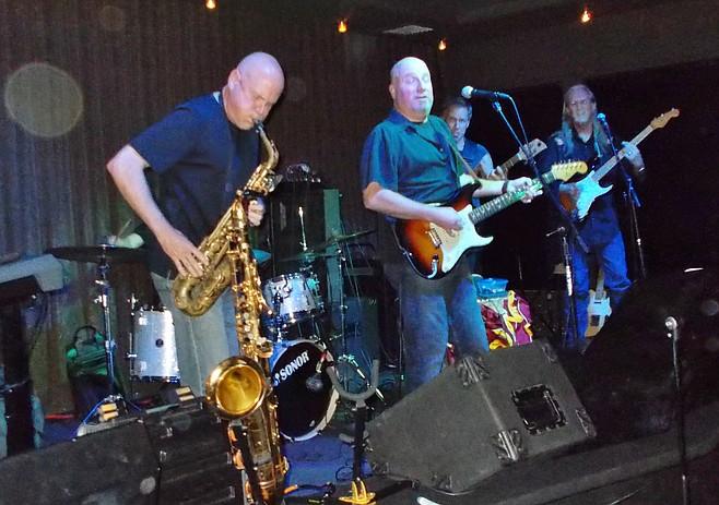 Christian Hastings Band